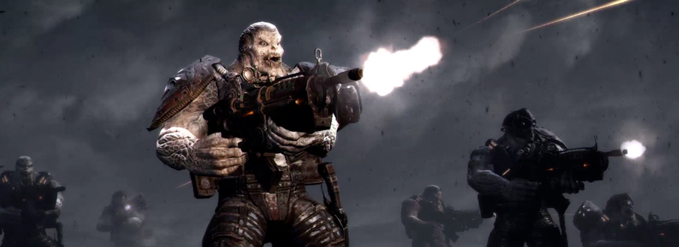 Gears of War Ashes to Ashes
